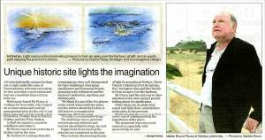 Unique Historic Site Lights the Imagination