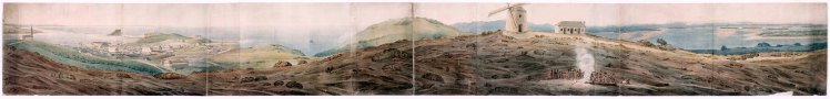 Sophia Campbell's 1821 Panorama
