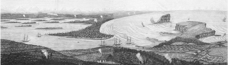 T.R. Browne's 1812 Panorama