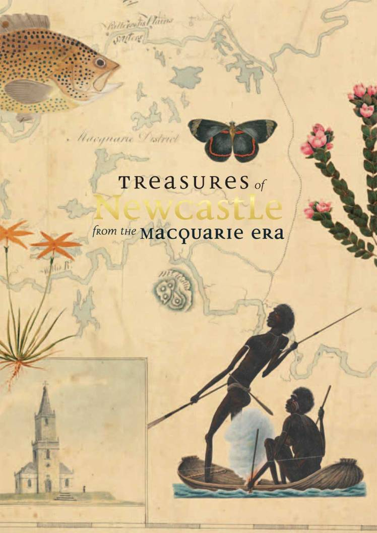 Cover of Treasures Exhibition Catalogue