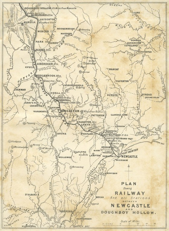 Newcastle-DoughboyHollow-The Railway Guide to New South Wales 3rd Ed. 1886