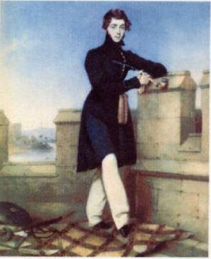 Lt William Sacheverell Coke (1805-1896)