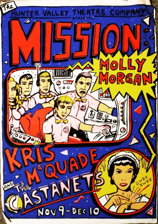 Image 14. Mission Molly Morgan with Kris McQuade and the Castanets, presented by the Hunter Valley theatre Company 9 November – 10 December 1983 https://i.ytimg.com/vi/EHHHxNeFLRQ/maxresdefault.jpg